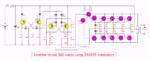 inverter circuit 12V to 220V 500w