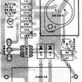 0-30V 1A Variable power supply using  IC-741,2N3055 & 2N3565