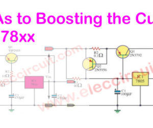 Boosting the Regulator Currents for IC-78xx