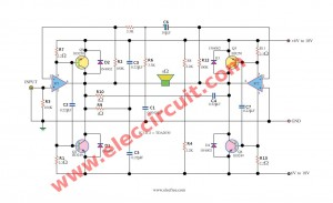 Schematic-diagram of-power-amp-super-bridge-120w-by-ic-tda2030