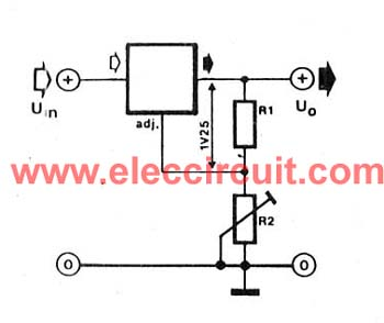 High Power Supply Regulater 0 30v 20a By Lm338 on voltage regulator ic