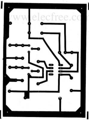PCB 12V To 220V 50Hz Inverter 50W by M706B1