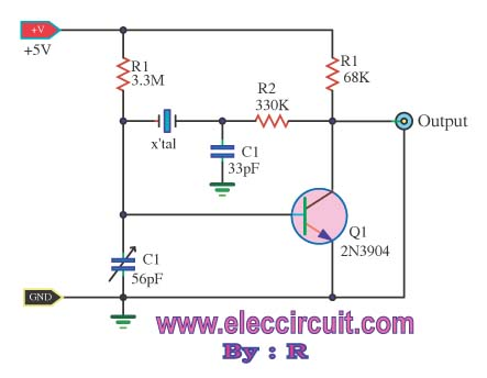 Function And Arbitrary Waveform Generator Guidebook additionally Antiresonance moreover Crystal oscillator in addition 45j as well Harmor. on types of oscillators