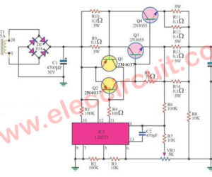 DC Power supply 0 30v 5A, Adjustable regulator