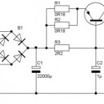 10A DC Supply FIX Regulated by IC 78XX and MJ15004
