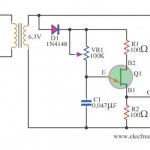 AC Dimmer for Lamp 6.3V