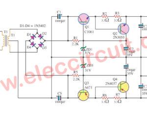 Muti lab power supply 15V,30V,45V,60V