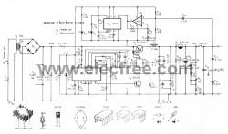 Electronic projects circuits » TL494