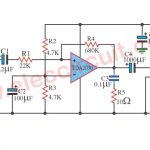 Multi-purpose Amplifier using TDA2030 Circuit
