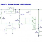 MCU Control Motor Speed and Direction
