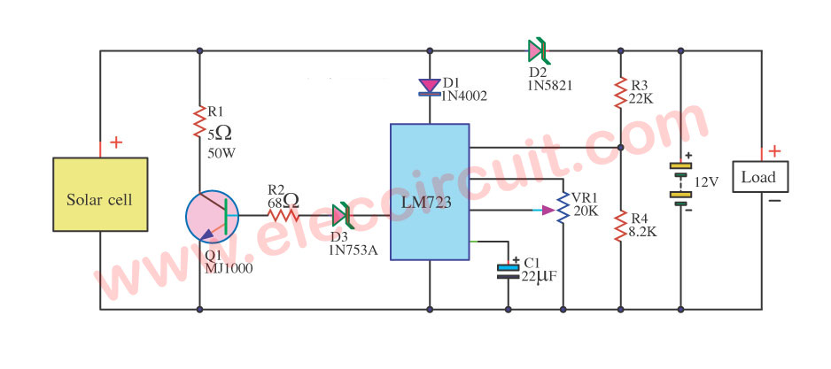 12v solar battery charger circuit diagram images 12v battery solar power electrical wiring diagram solar circuit and schematic