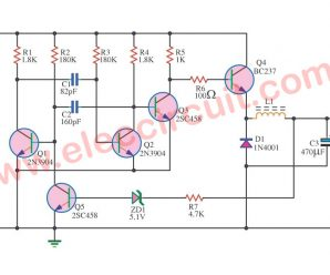 electronic circuits mini electronics projects and lean more rh eleccircuit com