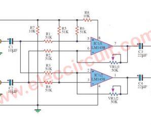 Cheap Surround Sound System Circuit Diagram