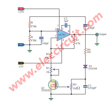 Frequency Response likewise Active Filters 43112925 further Bootstrapped Resistor A Current Source Or Open Circuit as well Chapter 7 furthermore Wien Bridge Oscillator With Fet. on op amp filter circuit