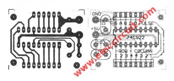 pcb-layout-16-key-encoder