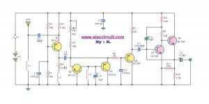 FM Receiver circuits with PCB