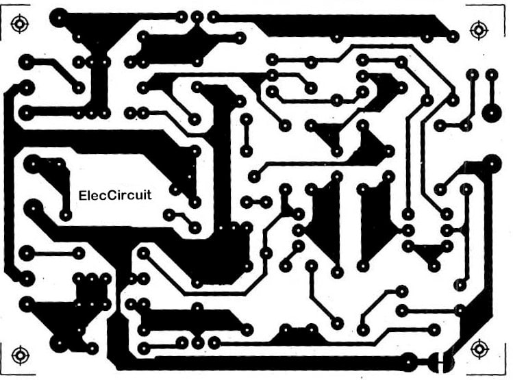 Pcb Layout Power 60 Watt Read Wiring Electronic Circuit With The First Mosfet S