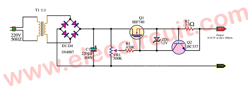 Voltage Regulator With Current Limiter furthermore Dc Voltage Regulator Schematic further 0 24v Variable Dc Power Supply Using Arduino moreover Tt7548 together with 3V   5V to 12V Step Up dc converter circuit 19420. on variable current limiter schematic with voltage power supply