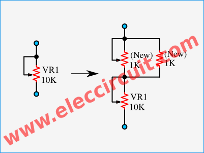 add function thoroughly adjust voltage output