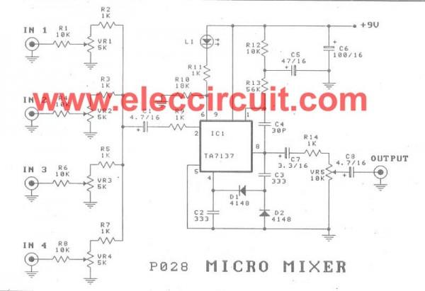 micro–mixer-circuit-by-ta7137