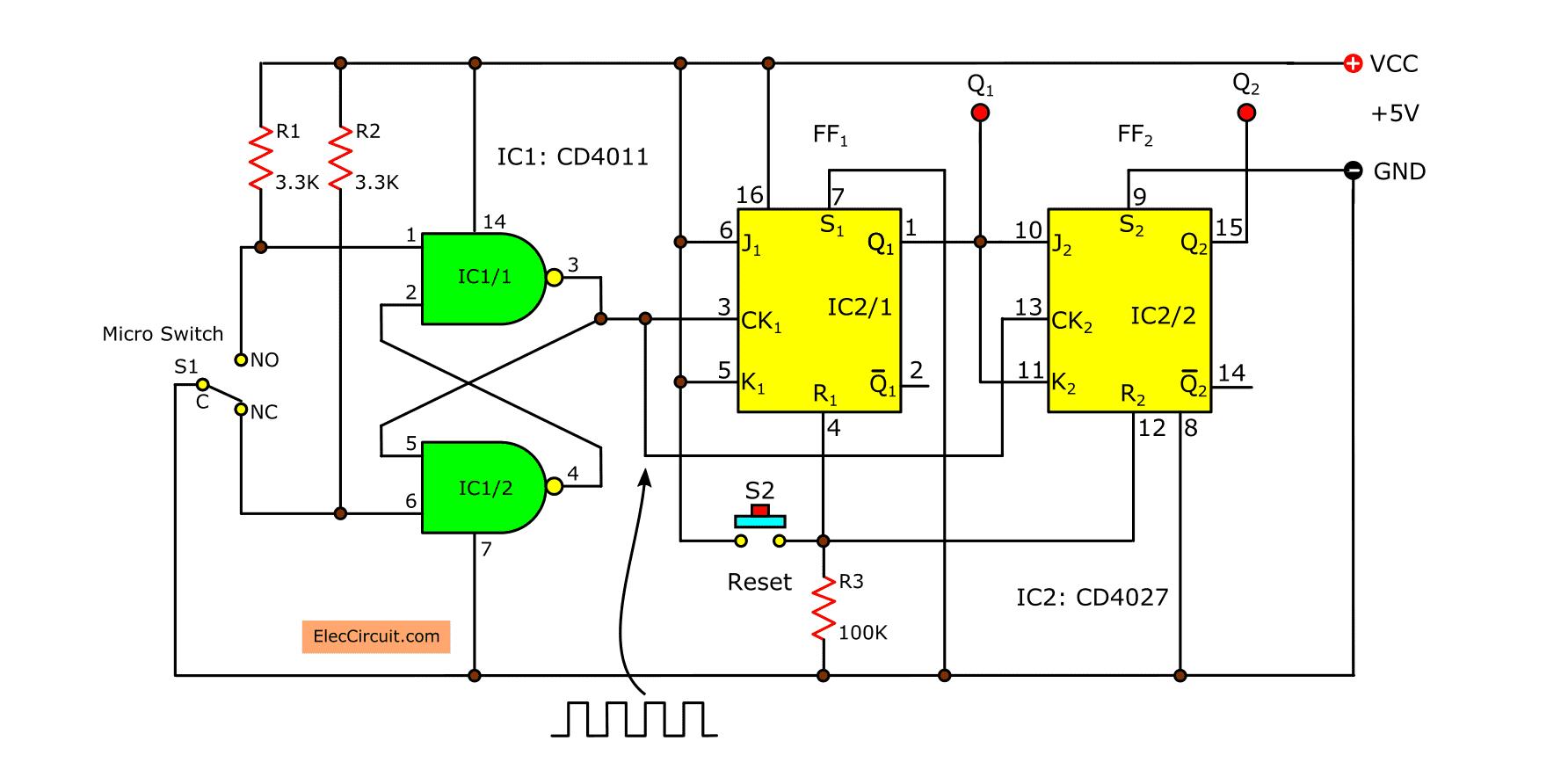 Cd4024 datasheet