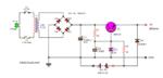 Small Uninterruptible Power Supply UPS Circuit
