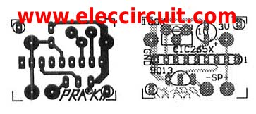 pcb-of-multi-melody-generator-with-instrumental-effect-by-cic2850-series