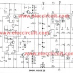 300W – 1200W MOSFET Amplifier for professionals only