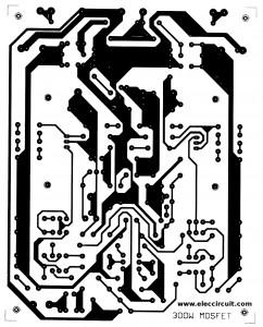 300w-1200w-mosfet-amplifer-1-pcb