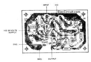 component layout Premic dynamic