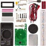 Let's assembly a good Elenco Digital multimeter.