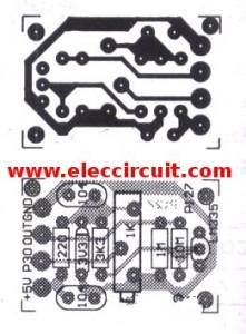 pcb-of-digital-temperature-sensor-circuit-using-lm335z