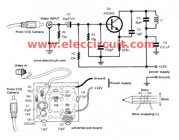 the-simple-video-vhf-transmitter-circuit