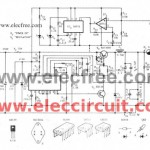 Variable switch mode power supply 0-50V 5Aby TL494 MJ15004