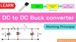DC to DC Buck converter working principle