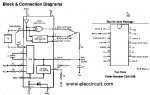 IC 4046 datasheet (phase-locked loop)