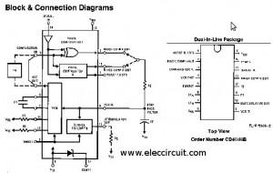 IC 4046 datasheet (phase-locked loop)