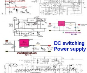 DC switching power supplies