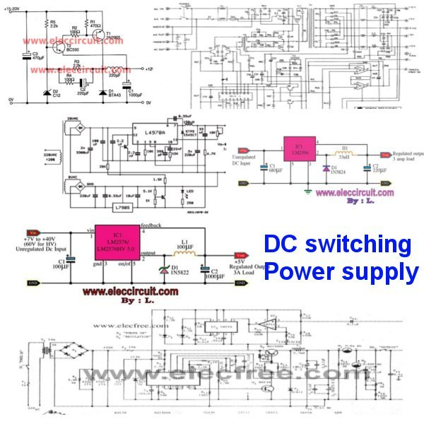 dc-switching-power-supplies