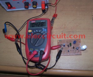 USB 5v to 12v dc-dc step-up converter circuit