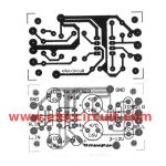 tda2822-stereo-amplifier-pcb-layout
