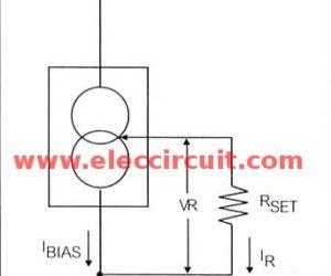 LM334 datasheet-temperature sensor-constant current