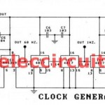 Based time crystal clock generator circuit
