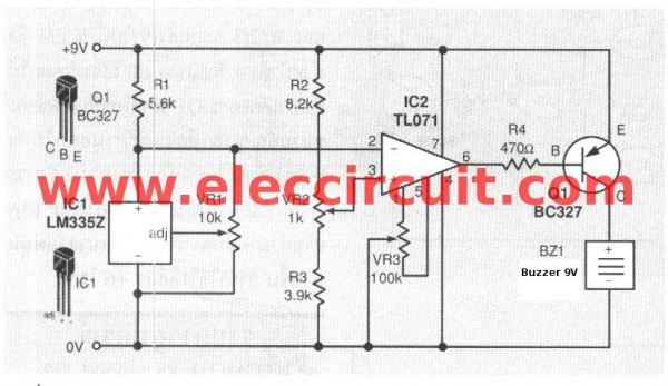 The-temperature-detector-circuit