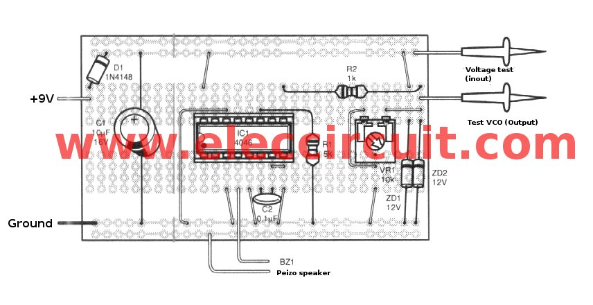 components-layout-of-circuit tester projects-by-vco