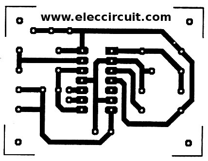 Mouse And Insects Repellent Circuit Using Ic556 on heat detector
