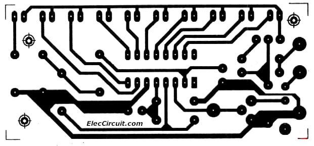 pcb layout signal meter
