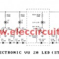 Led Vu Meter Schematic on american audio, schematic diagram for 6, schematics for bass, bar graph,