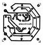 pcb-layout-of-the-10-led-flasher-projects