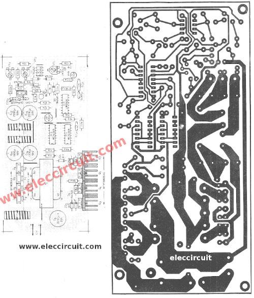 Car Dc To Dc Converter Circuit Output 27v To 50v